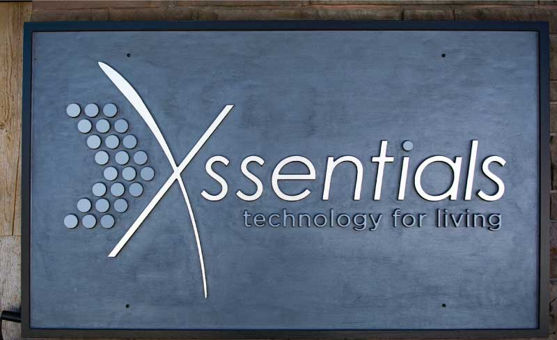 xssentials business sign Our Portfolio   Restaurant and Retail Signs in Jackson WY