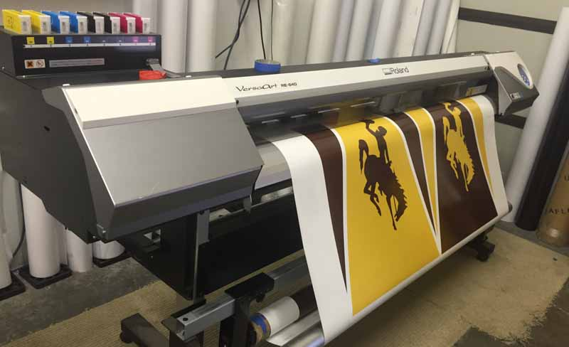 custom signs digital printing 1 Digital Printing   Store Signs in Jackson WY